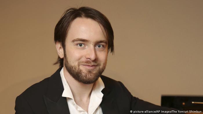 Russlian pianist Daniil Trifonov
