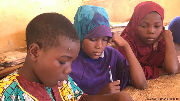 L'une des priorités affichées par Mohamed Bazoum : l'éducation et surtout la scolarisation des filles