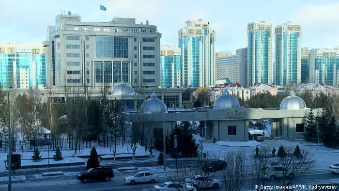 Kasachstan Rixos Hotel in Astana
