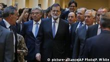 Spanien Krise in Katalonien- Mariano Rajoy