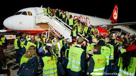 Αυλαία για την Air Berlin