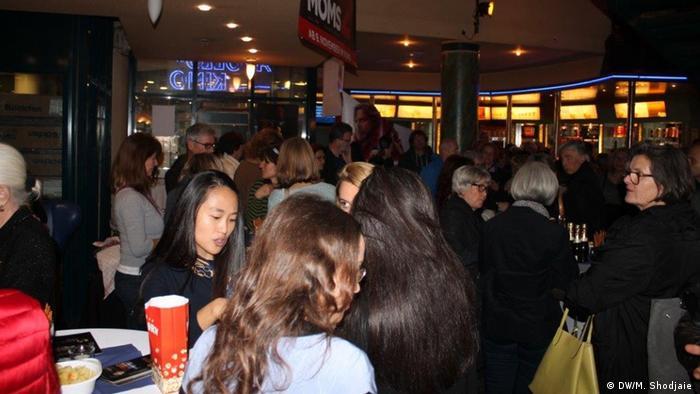 Frauen Film festival Koblenz (DW/M. Shodjaie )