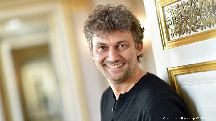 Tenor Jonas Kaufmann (picture alliance/dpa/A. Warmuth)