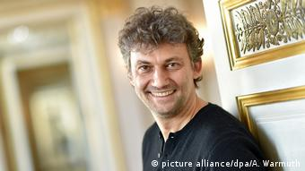 Jonas Kaufmann, a highly sought-after performer in the world of opera.