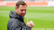 Berlins Trainer Pal Dardai