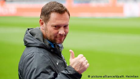 Berlins Trainer Pal Dardai