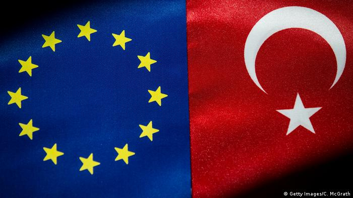 Türkei EU Flüchtlingsdeal Symbolbild
