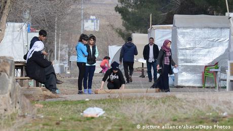 Τουρκία: Προσφυγική ζωή εν μέσω πανδημίας