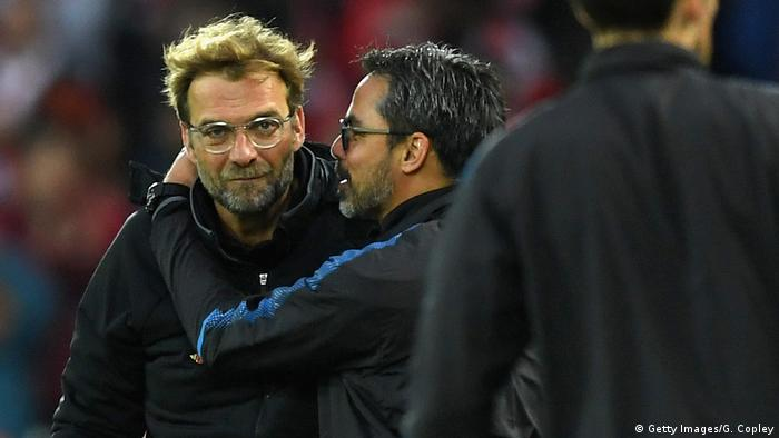 Jürgen Klopp and David Wagner are close friends (Getty Images/G. Copley)