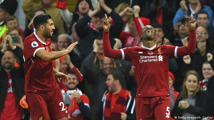 UK Liverpool gegen Huddersfield Town - Premier League (Getty Images/G. Copley)