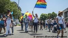 Südafrika Gay Pride 2014