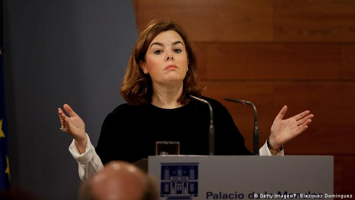 Spanien | Soraya Saenz de Santamaria