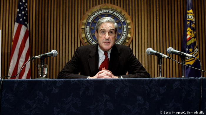 US-Sonderermittler Robert Mueller (Getty Images/C. Somodevilla)