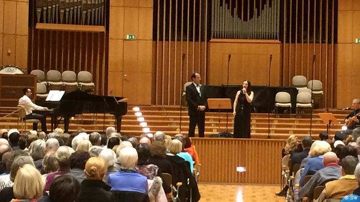 Konzert mit Liedern von Mikis Theodorakis