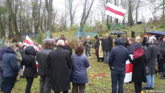 Марафон памяти в Беларуси