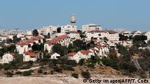Westjordanland israelische Siedlung Maale Adumim