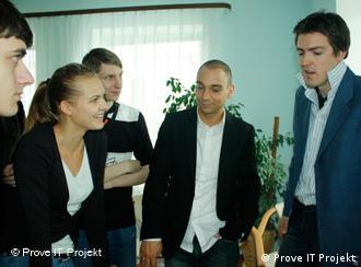 Участники проекта ''Prove IT''