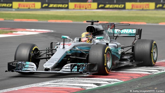 Mexiko Formel 1 Grand Prix 2017 | Lewis Hamilton (Getty Images/AFP/Y. Cortez)