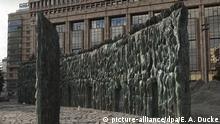 Russland - Mauer der Trauer in Moskau