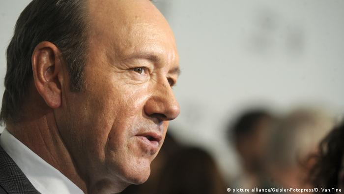 Kevin Spacey - NOW: In the Wings On A World Stage (picture alliance/Geisler-Fotopress/D. Van Tine)