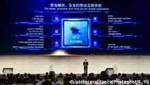 China Huawei Kirin-Chip