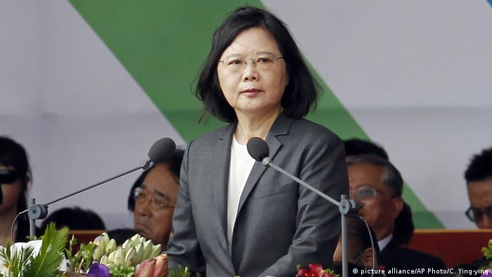 Taiwan Nationalfeiertag - PräsidentinTsai Ing-wen
