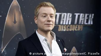 US-Schauspieler Anthony Rapp (picture alliance/AP Images/Invision/C. Pizzello)