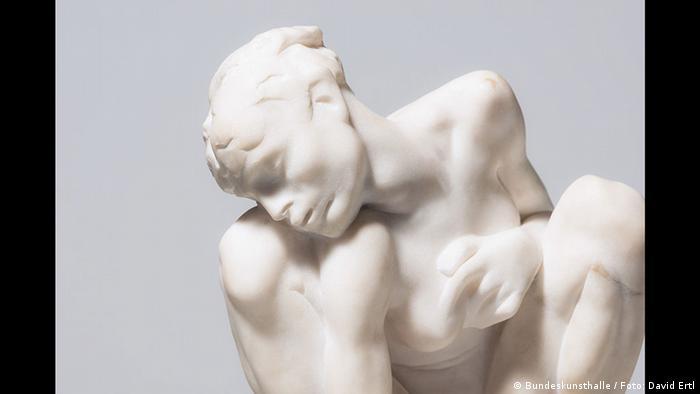Auguste Rodin- Kauernde (Kunst- und Ausstellungshalle der Bundesrepublik Deutschland GmbH / Foto: David Ertl)