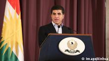 Nechirvan Barzani Premierminister Irak Kurdistan