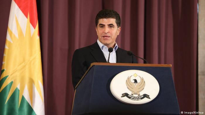 Nechirvan Barzani Premierminister Irak Kurdistan (Imago/Xinhua)
