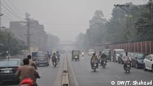 Pakistan Smog in Lahore