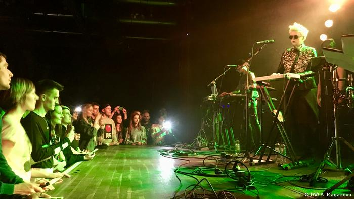 ONUKA з успіхом відіграла перший концерт у Берліні