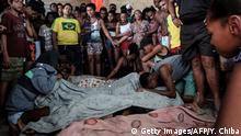 Brasilien Opfer von einem gewaltsamen Tod 2016