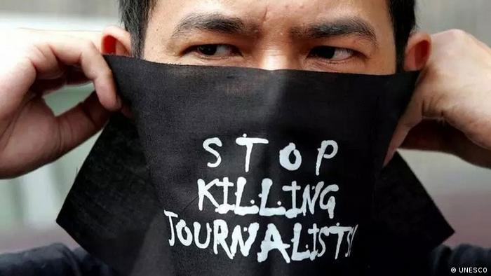 UNESCO Pressebild Journalistenmorde