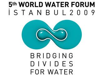 Logo do 5° Fórum Mundial da Água