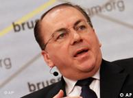 Άξελ Βέμπερ,  πρόεδρος της Bundesbank