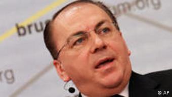 Bundesbank-Chef Axel Weber (Archivfoto: ap)