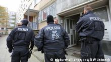 Deutschland Anti-Terror-Einsatz in Schwerin