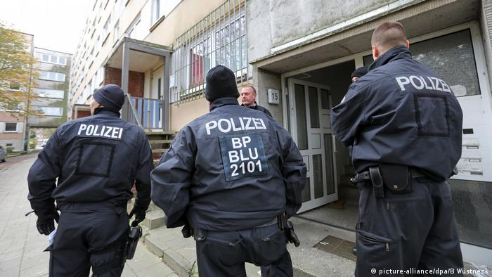 Syrian man 'planned bomb attack' in Germany