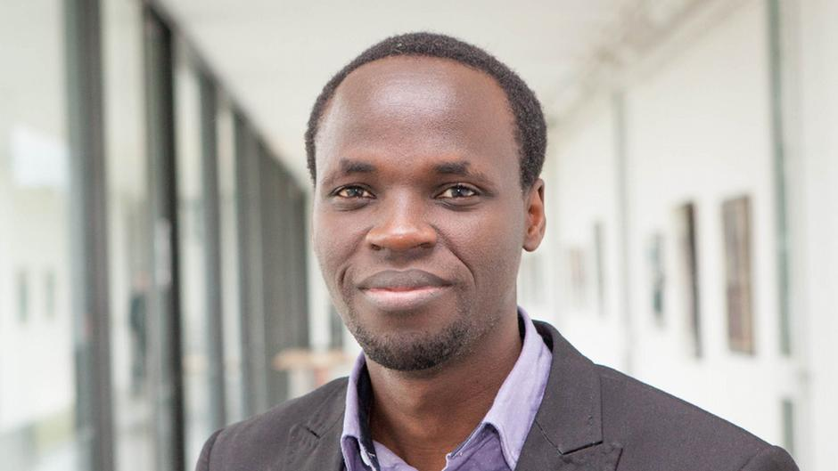 Fred Muvunyi (photo: DW)