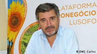 Portugal Jorge Santos Vorsitzender der Landwirtschaftskammer