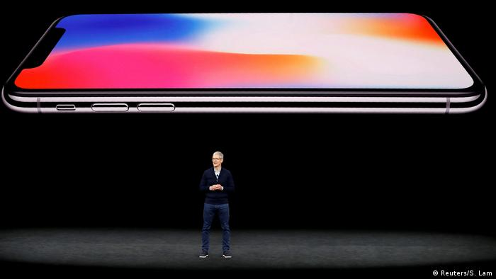 Präsentation Iphone X | Tim Cook (Reuters/S. Lam)