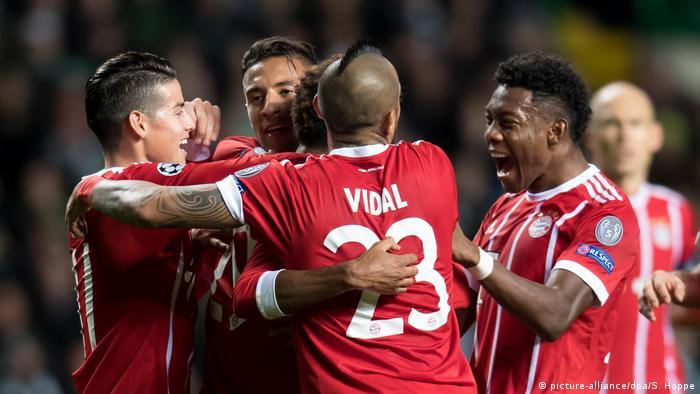 Бавария космос футбольный клуб