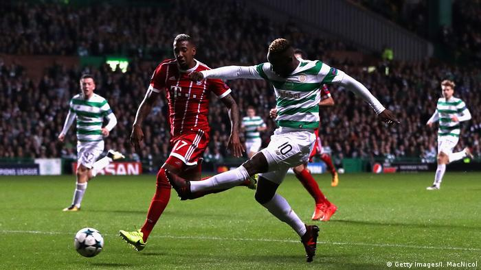 UEFA Champions League - Celtic FC v Bayern Muenchen (Getty Images/I. MacNicol)