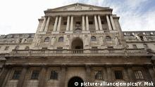 England Bank of England in London