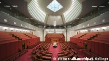Australien Parlament in Canberra (picture-alliance/dpa/J. Gollings)