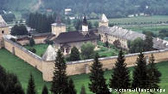 Kloster in der Bukowina (Foto: picture alliance/ dpa)