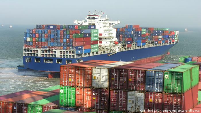 China Deutschland Müllexport