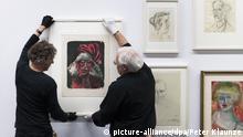 Gurlitt-Ausstellung in Bern