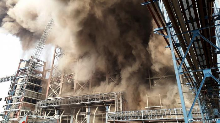 India: Boiler blast at power plant kills several workers, injures ...